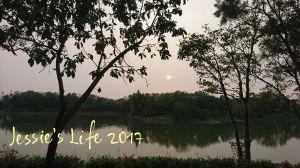 小南海自然生態公園+環湖步道2017.4