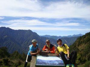 鹿林山、麟趾山、鹿林前山、東埔山一日遊
