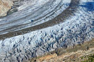 阿萊奇冰川健行記錄寫真