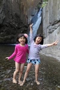 南投埔里夢谷瀑布