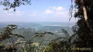 新竹關西赤柯山,東獅頭山
