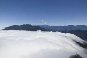 台灣富士山之走上雲端