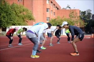 【課程】熱身 運動 收操 缺一不可!