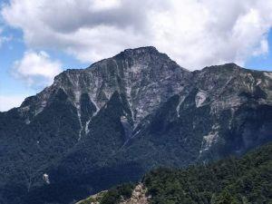 2017-7-21尖山合歡北峰石門山