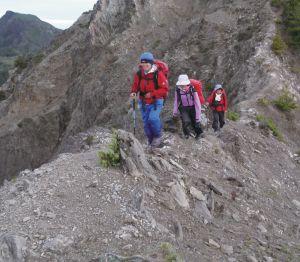 【戶外百科】登山休息步-大絕招!怎麼走都不怕累
