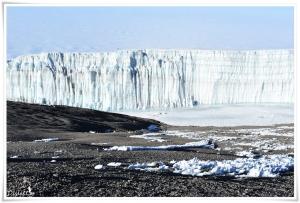 【放眼世界】吉力馬札羅的冰川