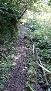 姜子寮絕壁步道