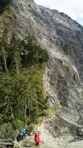 險峰危崖北二段