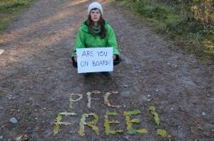 【綠色和平】為戶外去毒-登山健行討論宣導會