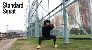 【家保的運動知覺】跑力提升:跑手補品,阻力訓練