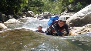 得子口溪-石磐峽谷瀑布群