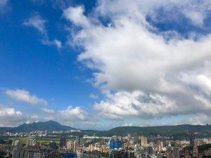 軍艦岩丹鳳山十連峰2018-1104