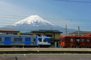 【山岳之美】富士山