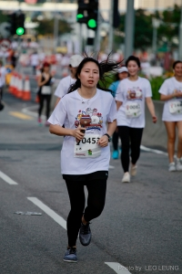起步後四百米 (8公里第二圈)(2)