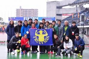 【國內田徑】睽違兩年 市民跑者與選手攜手挑戰上尾半馬