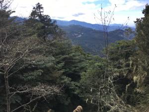 鄒族心目中的聖山大塔山