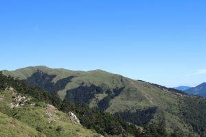 石門山北峰