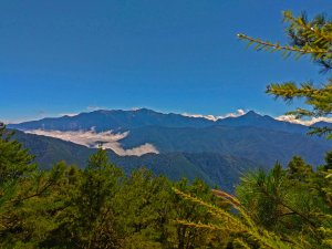 雪山主東峰探訪 美景盡收眼底 如癡如醉