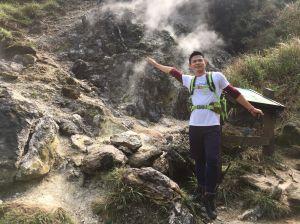 走過七星山 真切感受火山毀滅與重生的脈動