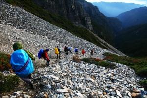 山岳之美 聖稜線