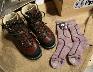 如何選擇合適的登山襪?