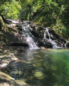 坪林 碧湖溪瀑布