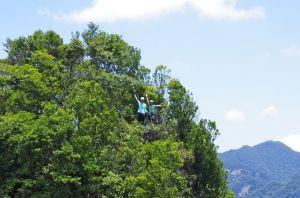 邊緣系山友:臨時團的平溪高峰會