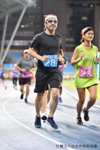 第四組 /社團法人台北市長跑協會