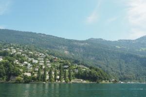 健行筆記-八月瑞士健行團上篇
