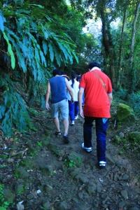 溪洲山步道健行1日遊 20161119