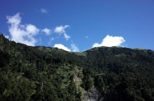 奇萊南峰&南華山