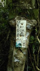 鷹石尖(鶯石尖) 105.09.19