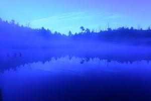 寧靜的加羅湖