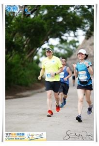 十公里&半馬賽事,最後1.5 公里 (Part 02)