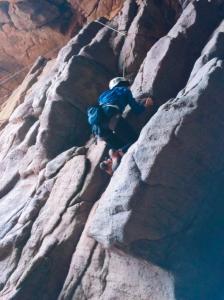 手抖抖之龍洞攀岩初體驗