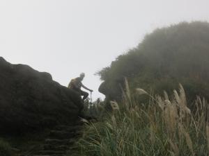 草山東段五連峰負重訓練