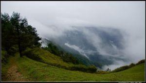 塔塔加六山之三:鹿林前山、鹿林山、麟趾山