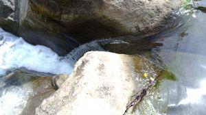 隱藏版的石碇美景~蚯蚓坑