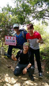 有緣的山友一起來拍張照吧!