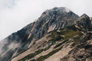 夢幻之路- 玉山南稜