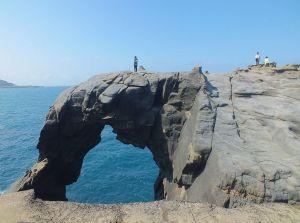 【新北市】番仔澳象鼻岩