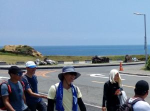 20180809八斗子濱海公園步道  望幽谷  潮境公園