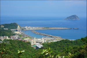 【基隆】槓子寮山、槓子寮砲台,海洋科技博物館