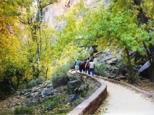 美西之五 鍚安國家公園 采紅橋國家紀念區
