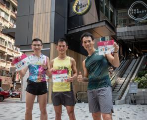 【室內超馬】本港越野跑手為慈善接力100公里 為特殊兒童籌款