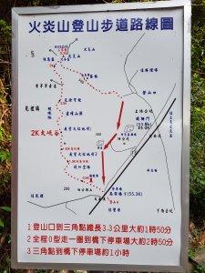 火炎山O型
