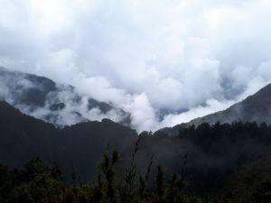 玉山~西、北、主峰