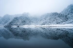 2018雪季限定版松蘿湖