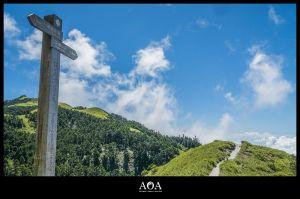 【奇萊南華】德國研究生的台灣百岳畢業旅行