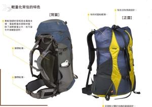 【戶外百科】登山背包的選用